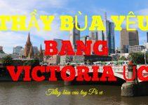 Thầy làm bùa ngải yêu ở Bang Victoria Úc