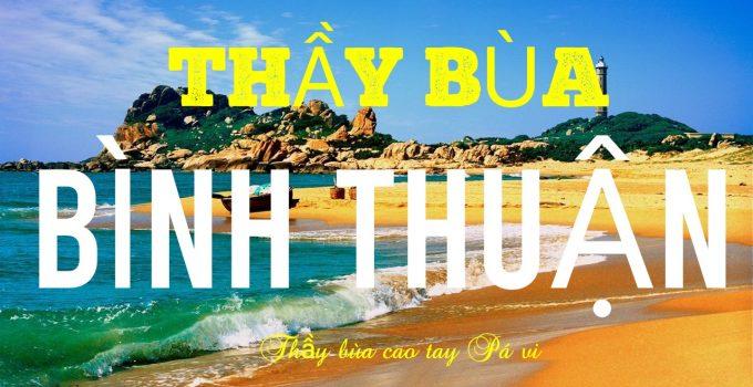 bùa yêu ở Bình Thuận