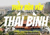 thầy bùa yêu ở Thái Bình